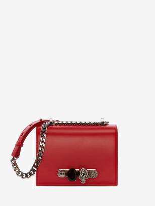 df546e50007 Alexander McQueen Red Chain Strap Bags For Women - ShopStyle UK