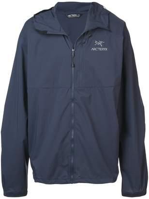 Arc'teryx logo wind breaker jacket