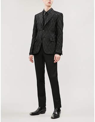 Givenchy Regular-fit brocade jacket