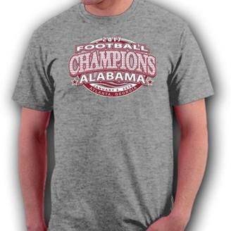 "Encore Select 2017 Alabama National Champions ""Oval"" T-Shirt - 3X Large"