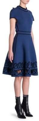 Fendi Reversible Knit Dress