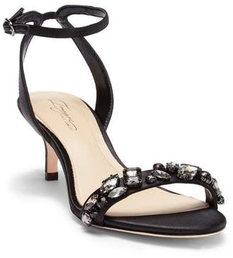 Vince Camuto Imagine Kolo Jeweled Ankle Strap Sandal