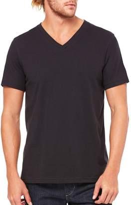 B.ella + Canvas Unisex Jersey Short-Sleeve V-Neck T-Shirt, 3XL