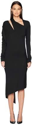 Vivienne Westwood Timans Jersey Long Sleeve Dress Women's Dress