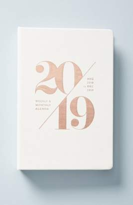 Anthropologie Mila 17-Month Planner