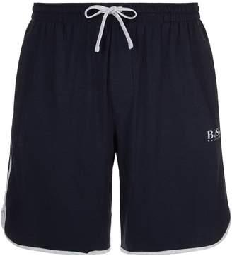 HUGO BOSS Piped Trim Lounge Shorts