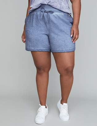 Lane Bryant French Terry Active Short