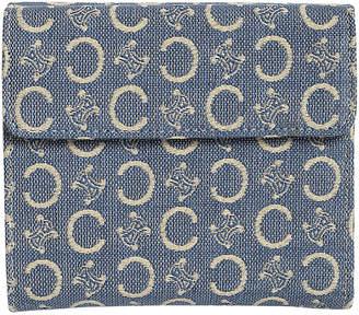 Celine (セリーヌ) - CÉLINE ロゴジャカード 三つ折り財布 ブルー
