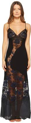 La Perla Desert Rose Night Gown Women's Dress