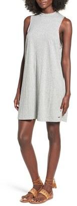 Roxy 'Eye On Summer' Mock Neck Sleeveless Knit Dress $36.50 thestylecure.com