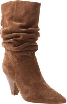 Kensie Leather Booties - Kirsten