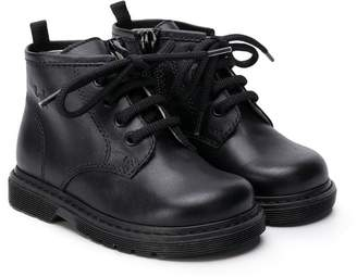Il Gufo lace-up ankle boots