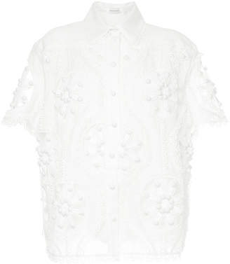 Zimmermann breeze dolly shirt