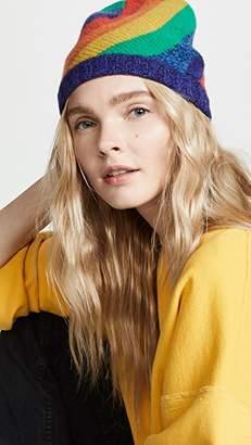 Acne Studios Rainbow Stripe Hat