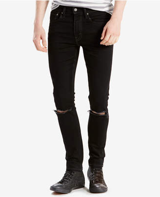 Levi's® 519TM Extreme Skinny Fit Ripped Jeans $69.50 thestylecure.com
