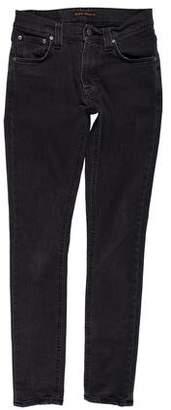 Nudie Jeans Lean Dean Skinny Jeans