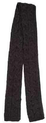 MICHAEL Michael Kors Cable Knit Scarf