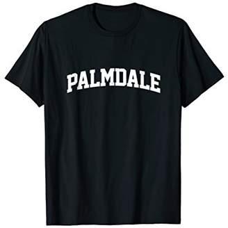 Palmdale Retro Sports Arch T-Shirt