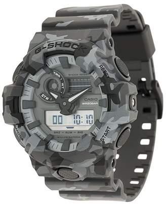 G-Shock Casio x camouflage watch