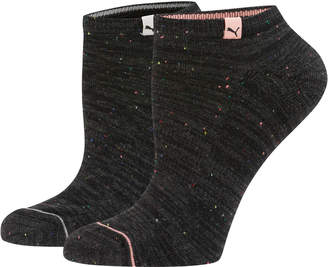 Womens No Show Socks (2 Pack)