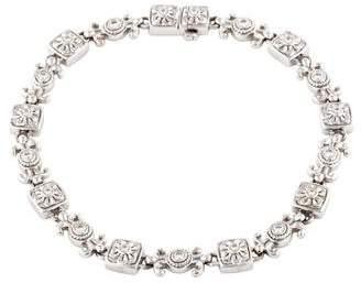 Penny Preville 18K Diamond Link Bracelet