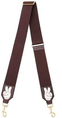 Anya Hindmarch shoulder strap 'Victory'