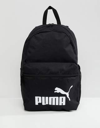 Puma Phase Backpack In Black 07548701