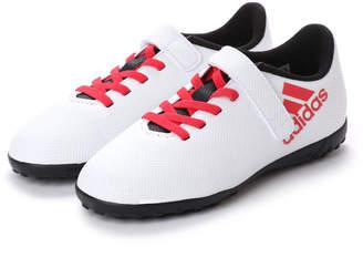adidas (アディダス) - アディダス adidas ジュニア サッカー トレーニングシューズ エックス タンゴ 17.4 TF J ベルクロ CP9264