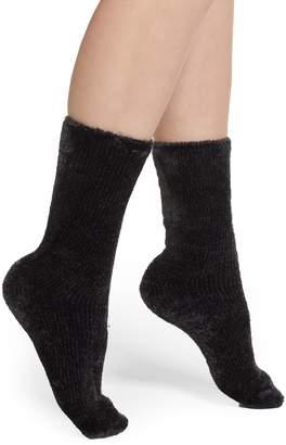 Make + Model Squishy Soft Chenille Socks