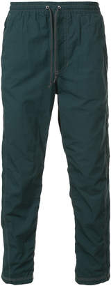Undercover drawstring waist trousers