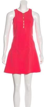 Veronica Beard Sleeveless Mini Dress