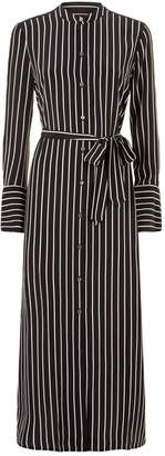 Equipment Connell Pinstripe Dress