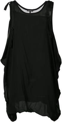 Ann Demeulemeester tassel detail blouse