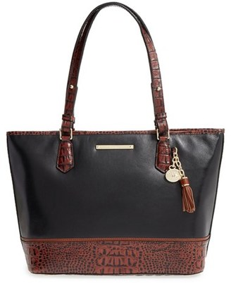 Brahmin 'Medium Asher' Leather Tote $275 thestylecure.com