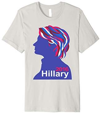 Hillary 2016 T-Shirt - Artsy Hillary Shirt For 2016 Election
