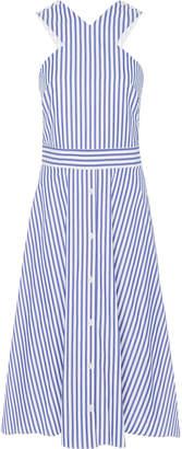 MDS Stripes Exclusive Criss Cross Dress