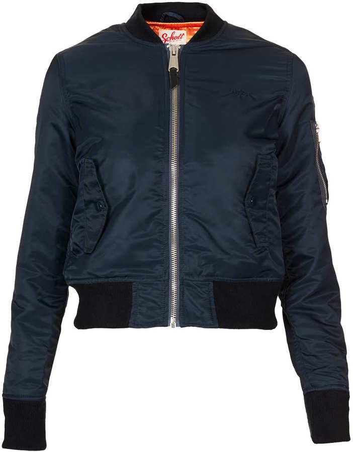 Schott NYC Bomber Jacket