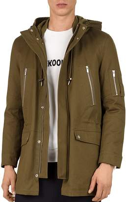 The Kooples Sporty Social Parka