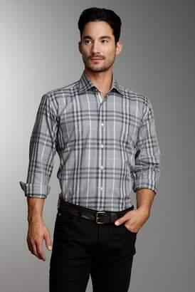CafeBleu Steve Light Grey Shirt