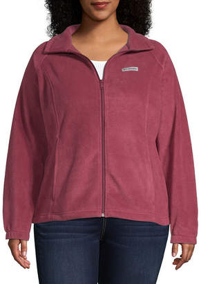 Columbia Benton Springs Fleece Lightweight Jacket-Plus