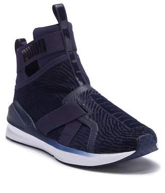 Puma Fierce Strap Flocking Training Sneaker