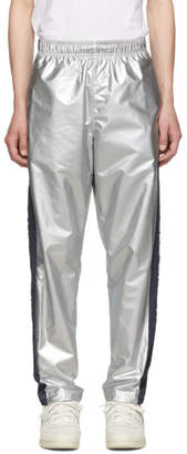 Polo Ralph Lauren Silver Freestyle Pull-Up Lounge Pants