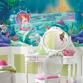 Mural Roommates Disney The Little Mermaid Wallpaper