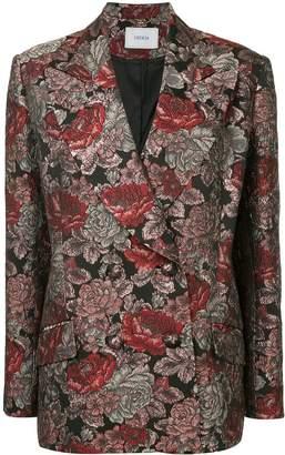 Erdem baroque pattern blazer