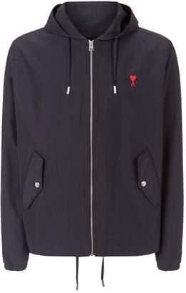 Ami Paris Hooded Jacket