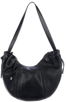 Sonia Rykiel Leather Hobo Bag