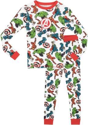 Marvel Avengers Boys' Avengers Pajamas