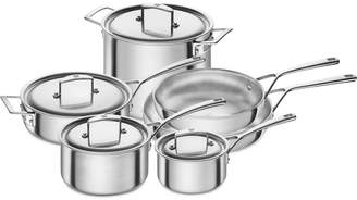 Zwilling J.A. Henckels Zwilling Aurora 10-Pc. Cookware Set