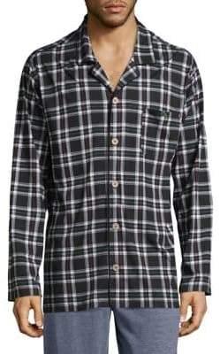 Tommy Bahama Plaid Pajama Top