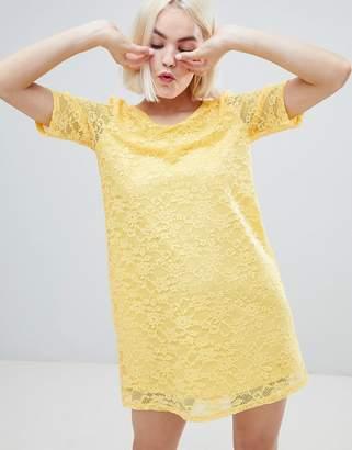 Monki Lace Swing Dress